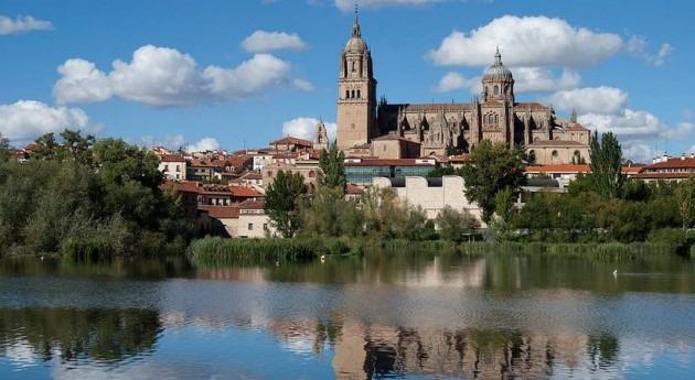 Parque Publico En Salamanca 5981