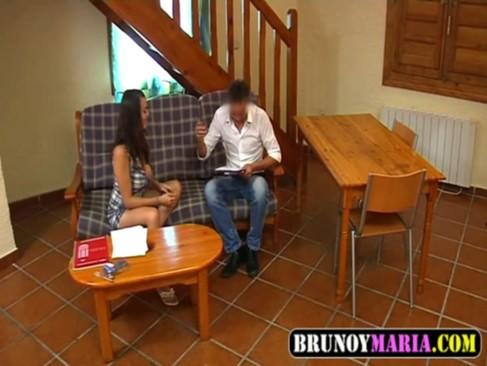 Chica Joven En Galicia 2479