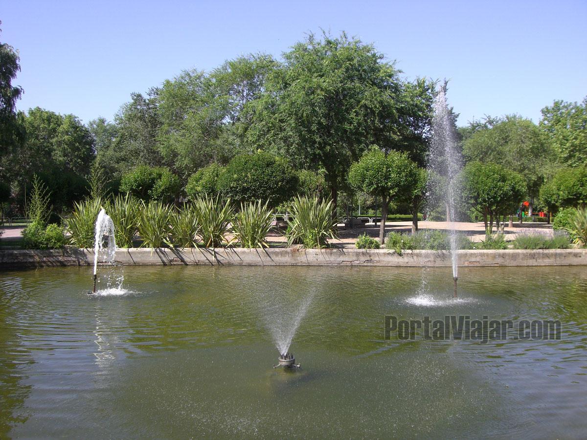 Parque Publico En Salamanca 2534