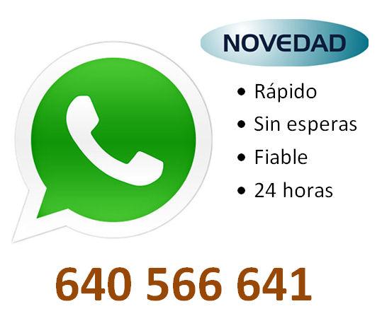 Responderemos Whatsapp S 5376