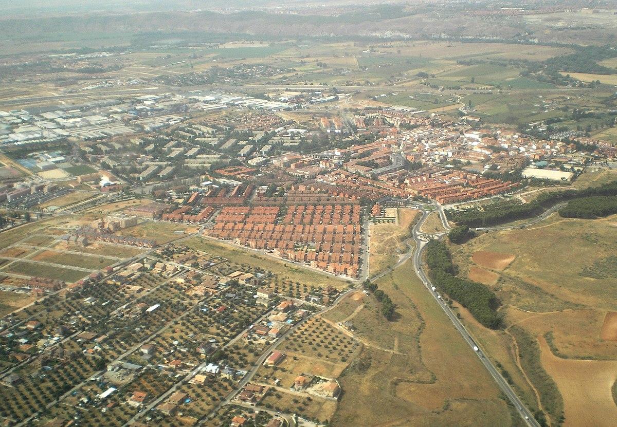 Mejorada Del Campo Rivas Loeches If 5952