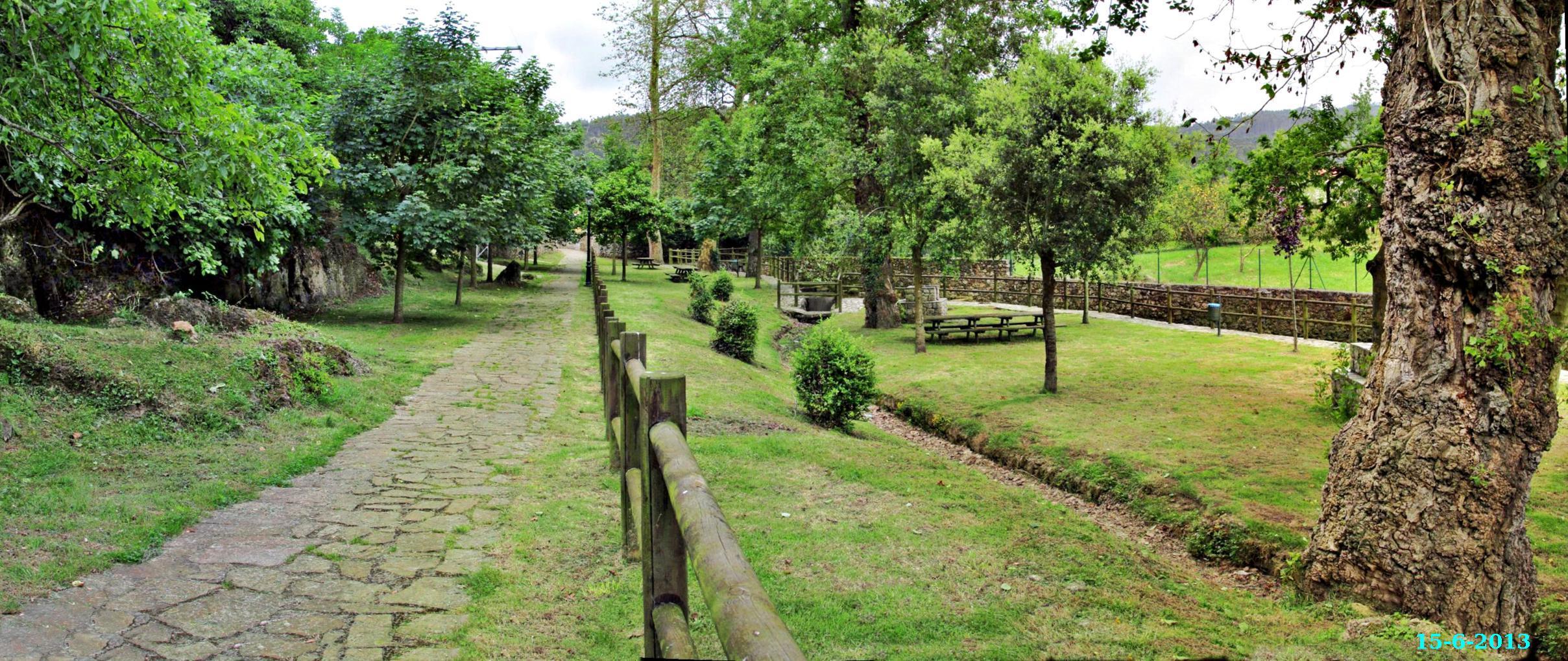Parque Publico En Salamanca 3083