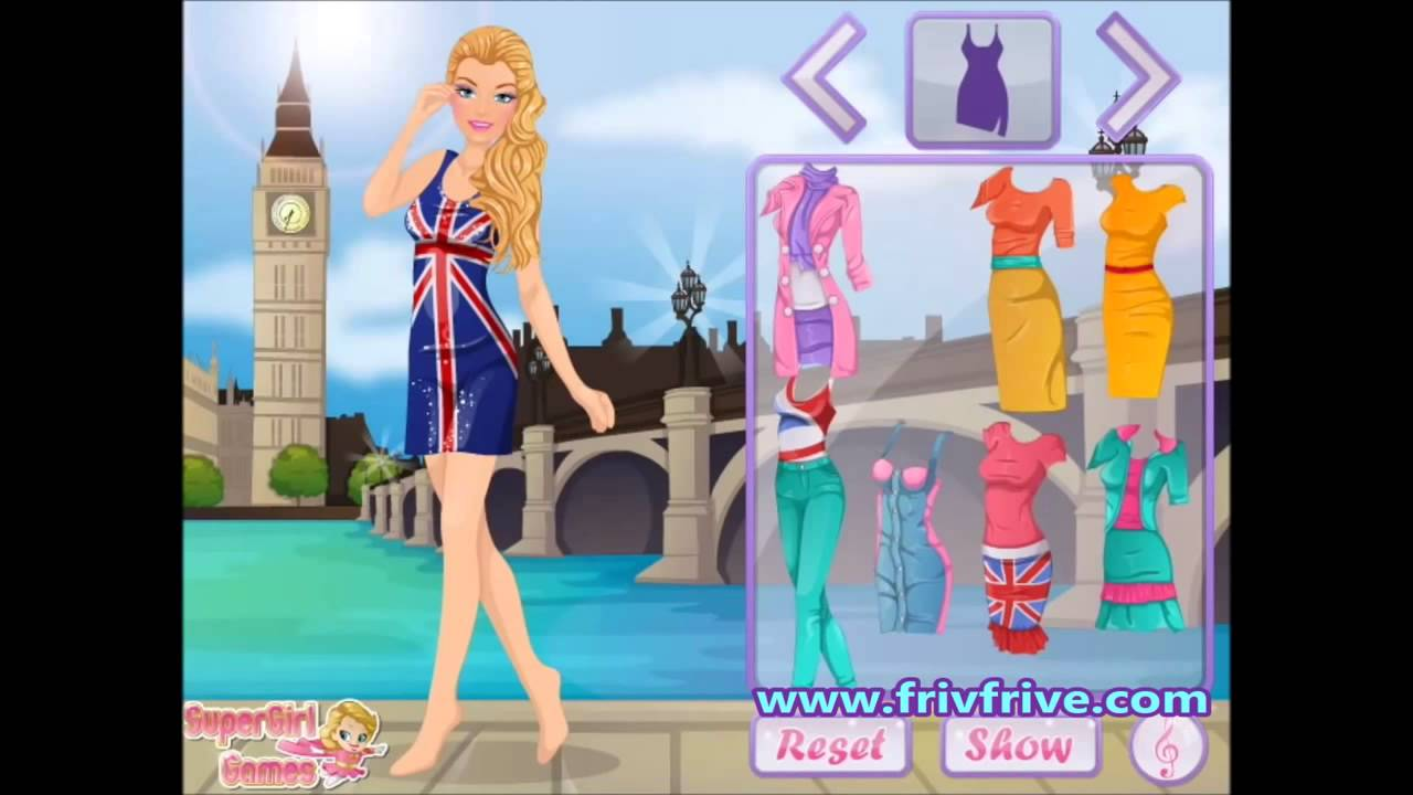 Sexo Barbie En Londres 3024
