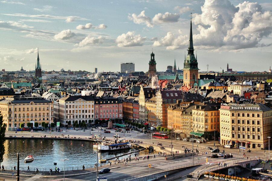 EstamosEn El Centro De Estocolmo 8168