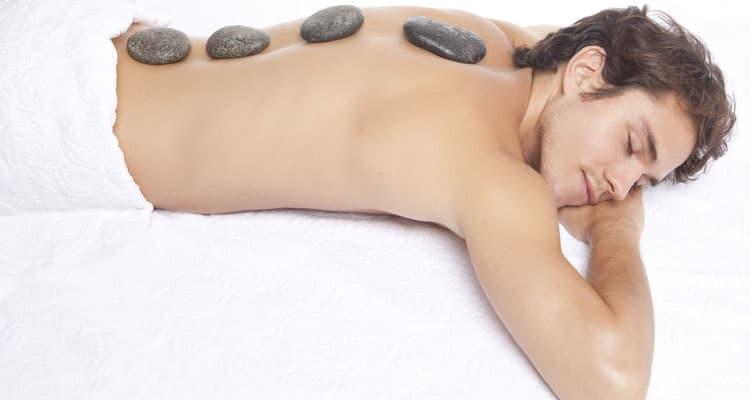 Masaje Con Piedras Calientes Aceite Sin Olores 227