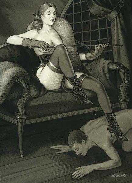 Mujere Dominatrix En Collado 1096
