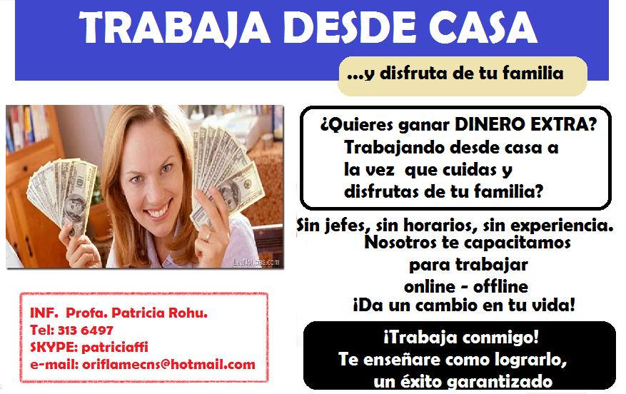 Quieran Ganarse Un Dinero Extra 5544