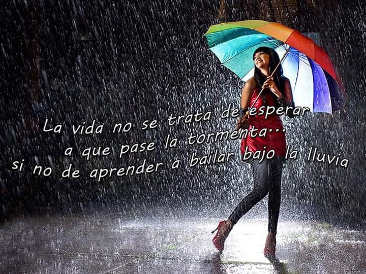 Do Lluvia Me Encanta La Fiesta Y 4911