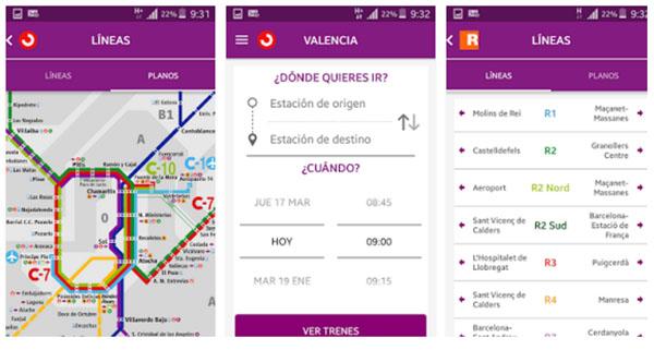 Posible Relación De Santander O Cercanías 1351